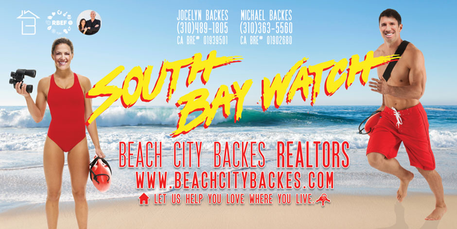 Beach City Backes Billboard